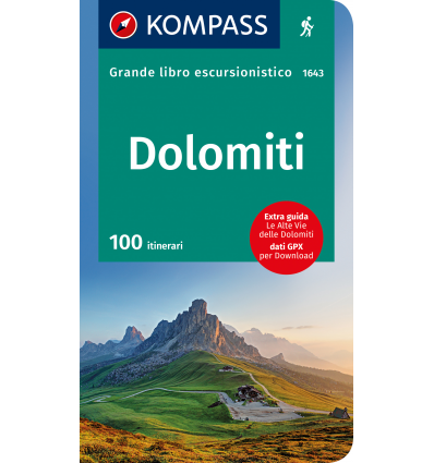 Dolomiti - 100 itinerari