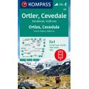 Ortler, Cevedale, Suldental, Valfurva 1:25.000