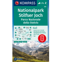 Nationalpark Stilfserjoch 1:50.000