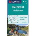 Fleimstal, Lagorai 1:25.000