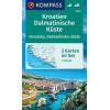 Kroatien, Dalmatische Küste 1:100.000