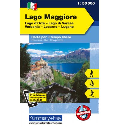 Lago Maggiore, 1:50.000