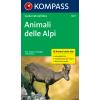 Animali delle Alpi