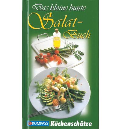 Das kleine bunte Salatbuch