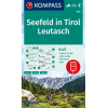 Seefeld in Tirol, Leutsch 1:25.000