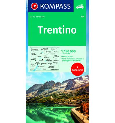 Trentino 1:150.000