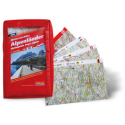 Atlante motociclistico Paesi Alpini 1:275.000