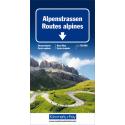 Alpenstraßen 1:750.000