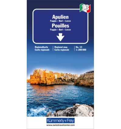 Apulien 1:200.000