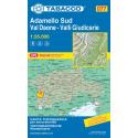 Adamellu Sud, Val Rendena - Val Daone 1:25.000