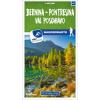 Bernina, Pontresina, Val Poschiavo 1:40.000