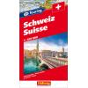 CH-Touring Schweiz Spiralbindung 1:250.000