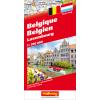 Belgien, Luxemburg 1:250.000