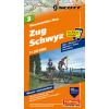 Mountainbike Map Zug-Schwyz Nr. 3 1:50.000
