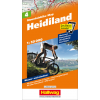 Mountainbike Map Heidiland Nr. 4 1:50.000