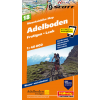 Mountainbike Map Adelboden (Frutigen - Lenk) Nr. 18 1:50.000