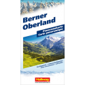 Panoramakarte Berner Oberland