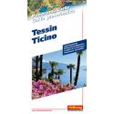 Carta panoramica Ticino