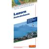 Pankoramkakarte Zentralschweiz Luzern