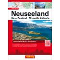 Atlante stradale Nuova Zelanda