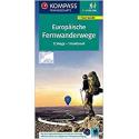 Europäische Fernwanderwege