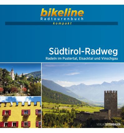Radtourenbuch kompakt Südtirol-Radweg
