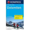 Skitouren-Atlas Dolomiten