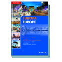 Europa Straßenatlas 1:900 000