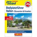 Stellplatzführer Italien- Slowenien & Kroatien