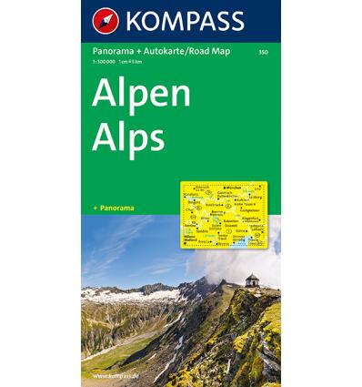 Alpi 1:500.000