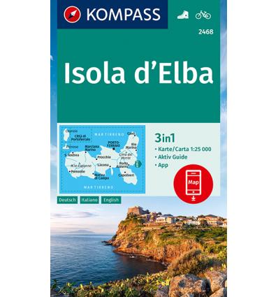 Isola d'Elba 1:25.000