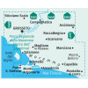 Maremma, Argentario, Grosseto, Isola del Giglio 1:50.000