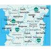 Sardegna Centrale 1:50.000 - set di 4 cartine