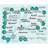 Trentino 1:50.000 – 3 Karten im Set