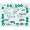 Valli di Tures e Aurina 1:50.000