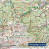 Tuxer Alpen, Inntal, Wipptal, Zillertal 1:50.000