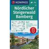 Nördlicher Steigerwald, Bamberg 1:50.000
