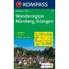 Wanderregion Nürnberg, Erlangen 1:50.000