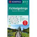 Fichtelgebirge, Bayreuth, Marktredwitz 1:50.000