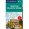Augsburg, Westliche Wälder 1:50.000
