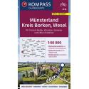 Münsterland, Kreis Borken, Wesel