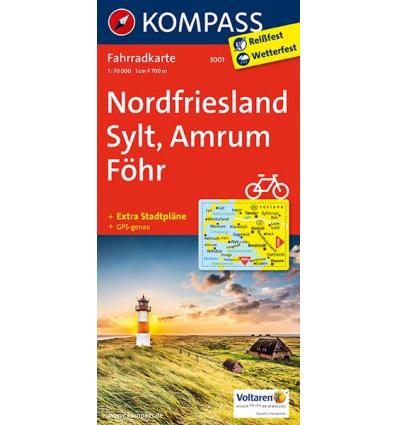 Nordfriesland, Sylt, Amrum, Föhr