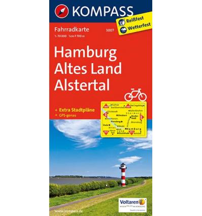 Hamburg, Altes Land, Alstertal