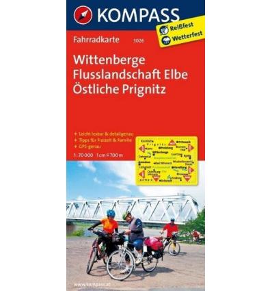 Wittenberge, Flusslandschaft Elbe, Östl. Prignitz