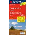 Osnabrücker Land, Naturpark TERRA.vita, Nördlicher Teutoburger Wald