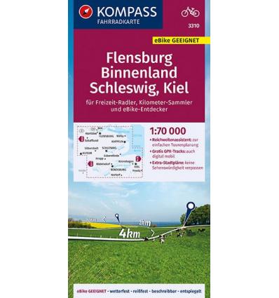 Flensburg, Binnenland, Schleswig, Kiel