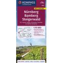 Nürnberg, Bamberg, Steigerwald
