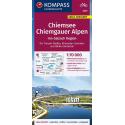 Chiemsee, Chiemgauer Alpen