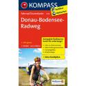 Donau-Bodensee-Radweg guida in lingua tedesca