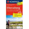 Elberadweg, Von Cuxhaven nach Magdeburg guida in lingua tedesca